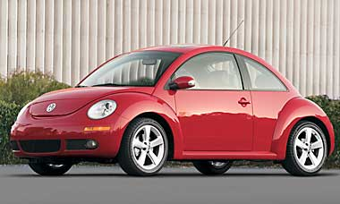 Volkswagen New Beetle Parts