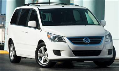 Volkswagen Routan Parts