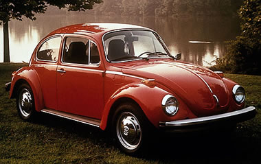 Volkswagen Super Beetle Parts